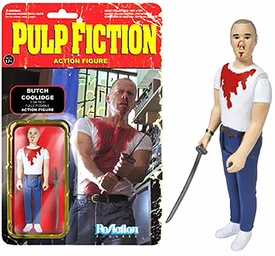 Pulp Fiction Funko 3.75 Inch ReAction Figure Butch Pre-Order ships July