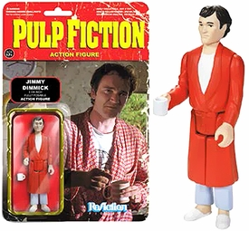 Pulp Fiction Funko 3.75 Inch ReAction Figure Jimmie Pre-Order ships August