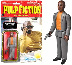 Pulp Fiction Funko 3.75 Inch ReAction Figure Marsellus Wallace Pre-Order ships July