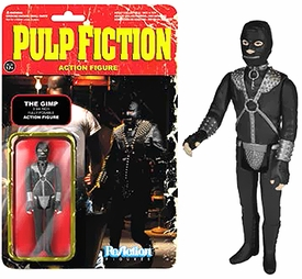Pulp Fiction Funko 3.75 Inch ReAction Figure The Gimp Pre-Order ships August