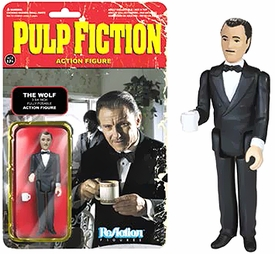 Pulp Fiction Funko 3.75 Inch ReAction Figure The Wolf Pre-Order ships July