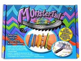 Rainbow Loom Monster Tail Travel Kit MEGA Hot!