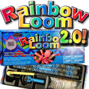 Official Rainbow Loom 2.0 w/Metal Hook!