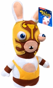 Raving Rabbids 12 Inch Series 2 Plush Figure Loco Libre Rabbid