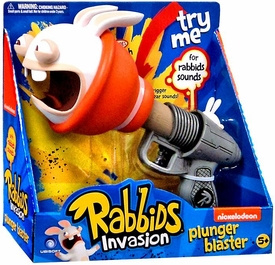 Raving Rabbids Invasion Plunger Blaster