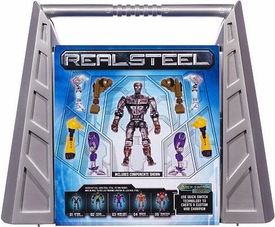 Real Steel Movie Build And Brawl Carry Case Set