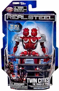 Real Steel Movie Series 1 BASIC Action Figure Twin Cities [Tower of Power]