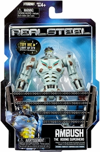 Real Steel Movie Series 2 BASIC Action Figure Ambush