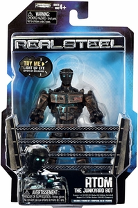 Real Steel Movie Series 2 BASIC Action Figure Atom V2 Hot!