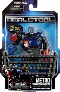 Real Steel Movie Series 2 BASIC Action Figure Metro