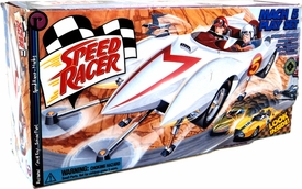 Resaurus Speed Racer Classic Mach 5 Playset  Incomplete!