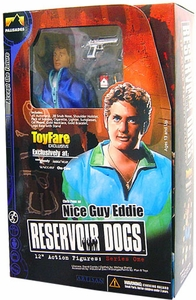 Reservoir Dogs Palisades 12 Inch Action Figure Nice Guy Eddie