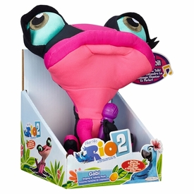 Rio 2 Movie 8 Inch Plush with Sound Gabi
