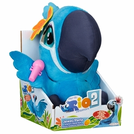 Rio 2 Movie 8 Inch Plush with Sound Jewel