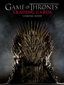 Rittenhouse Game of Thrones Season 1 Trading Card Box [24 Packs]