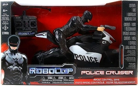 Robocop Jada Toys R/C Vehicle Police Cruiser Damaged Package, Mint Contents!