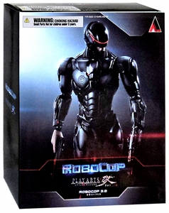 Robocop Play Arts Kai Action Figure Robocop 3.0