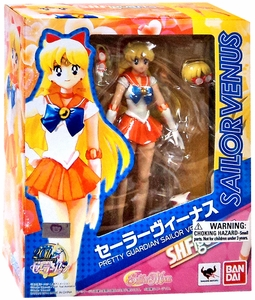 Sailor Moon S.H. Figuarts Action Figure Sailor Venus