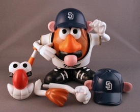 San Diego Padres Mr. Potato Head MLB Sports Spuds