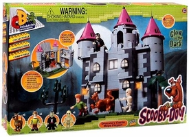 Scooby-Doo Characer Building Playset Dracula's Castle