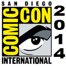 2014 San Diego Comic Con Exclusives!