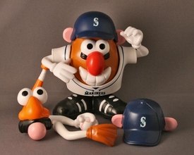 Seattle Mariners Mr. Potato Head MLB Sports Spuds