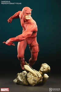 Sideshow Collectibles Marvel 1/4 Scale Premium Format Polystone Statue Daredevil Pre-Order ships March