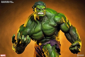 Sideshow Collectibles Marvel 1/4 Scale Premium Format Polystone Statue Incredible Hulk Pre-Order ships December