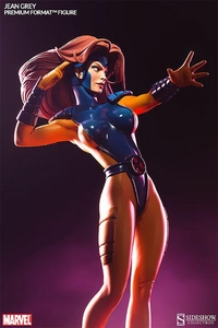 Sideshow Collectibles Marvel 1/4 Scale Premium Format Polystone Statue Jean Grey Pre-Order ships March