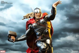 Sideshow Collectibles Marvel 1/4 Scale Premium Format Polystone Statue Modern Thor Pre-Order ships March
