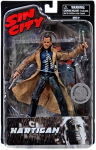 Sin City Diamond Select Toys Exclusive Action Figure Hartigan