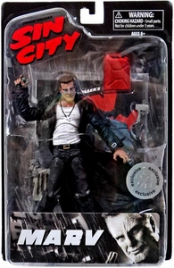Sin City Diamond Select Toys Exclusive Action FIgure Marv New!