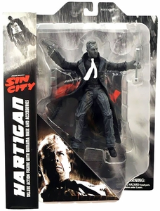 Sin City Diamond Select Toys Series 1 Action FIgure Hartigan New!