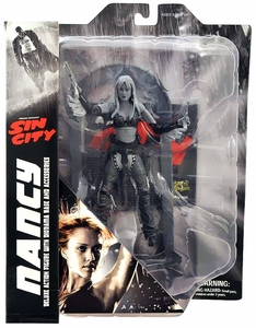 Sin City Diamond Select Toys Series 1 Action FIgure Nancy Pre-Order ships August