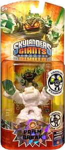 Skylanders Giants Exclusive Lightcore Figure Pack WHITE FLOCKED Prism Break [Limited Edition]