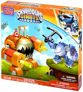 Skylanders Giants Mega Bloks Set #95416 Chompy Bot Attack