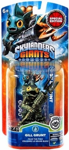 Skylanders GIANTS Figure Pack SPECIAL EDITION  Gill Grunt [METALLIC Green]