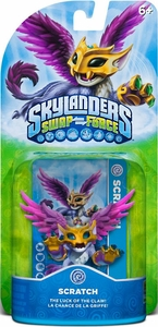 Skylanders SWAP FORCE Figure Scratch Hot!