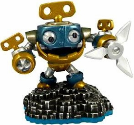 Skylanders SWAP FORCE LOOSE Figure Wind-Up