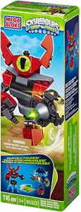 Skylanders SWAP FORCE Mega Bloks Buildable Figure #95323 Magna Charge New!