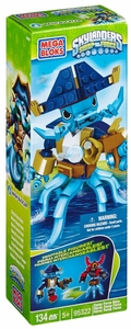 Skylanders SWAP FORCE Mega Bloks Buildable Figure #95322 Wash Buckler