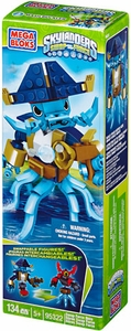 Skylanders SWAP FORCE Mega Bloks Buildable Figure #95322 Wash Buckler New!