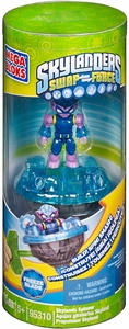 Skylanders SWAP FORCE Mega Bloks Set #95310 Spinner Freeze Blade [Battlling Top!]