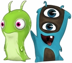 New Slugterra Mini Figure 2-Packs!