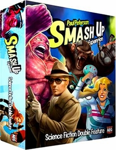 Smash Up Board Game Science Fiction Double Feature Expansion