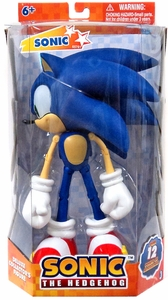Sonic The Hedgehog 10 Inch Deluxe Action Figure Modern Sonic [Over 12 Points of Articulation!]