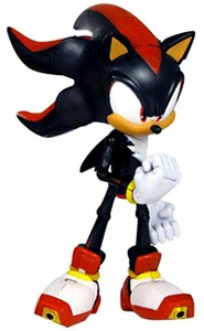 Sonic the Hedgehog 5 Inch Super Posers Action Figure Super Shadow {Black Version} [Over 25 Points of Articulation!]