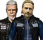 Sons of Anarchy Action Figures Just Added!