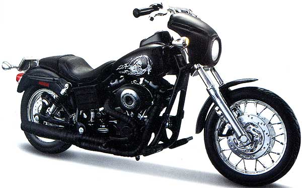 Sons of Anarchy Replica Bikes Bike 1/12 Sons of Anarchy