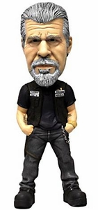 Mezco Toyz Sons of Anarchy Bobble Head Clay Morrow Pre-Order ships October